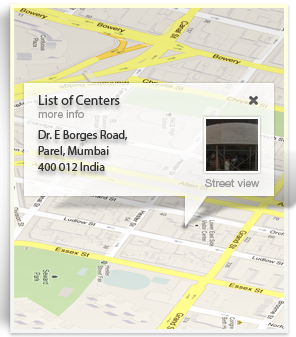 List of Centers