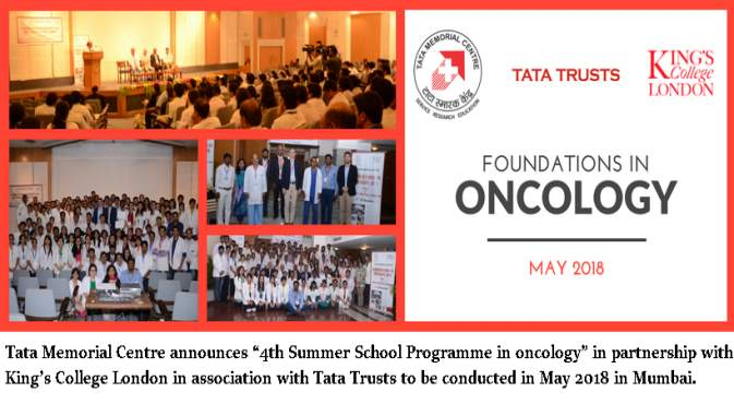 4th Summer School Programme in oncology